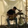 Sonny Slide giving National guitar workshop at Frankford Island Blues Festival 2011 1