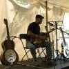 Sonny Slide giving National guitar workshop at Frankford Island Blues Festival 2011 2