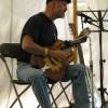 Sonny Slide giving National guitar workshop at Frankford Island Blues Festival 2011 3