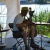 Sonny Slide performing at Frankford Island Blues Festival 2012